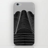 Marina Towers - Chicago iPhone & iPod Skin