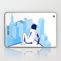 Me Against The City Laptop & iPad Skin