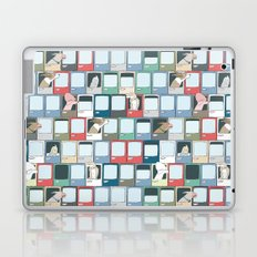 Car Dogs Laptop & iPad Skin