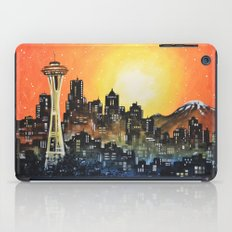 Seattle Sunset iPad Case