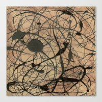 Cool Abstract cases Canvas Print
