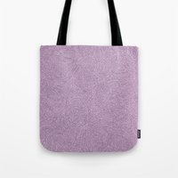 Abstract #002 Cells (Lavender)  Tote Bag