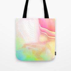 Pastel Pool Hallucination Tote Bag