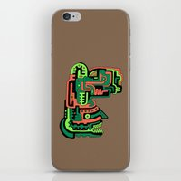 Dimensional Being iPhone & iPod Skin