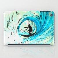 Surfer iPad Case