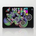 c my life in rgb iPad Case