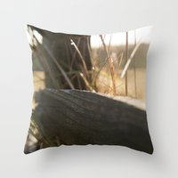 drip... Throw Pillow