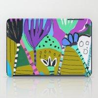 Exotic Jungle iPad Case