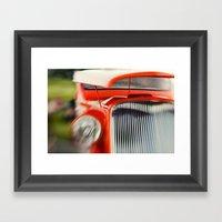 Street Rod Framed Art Print