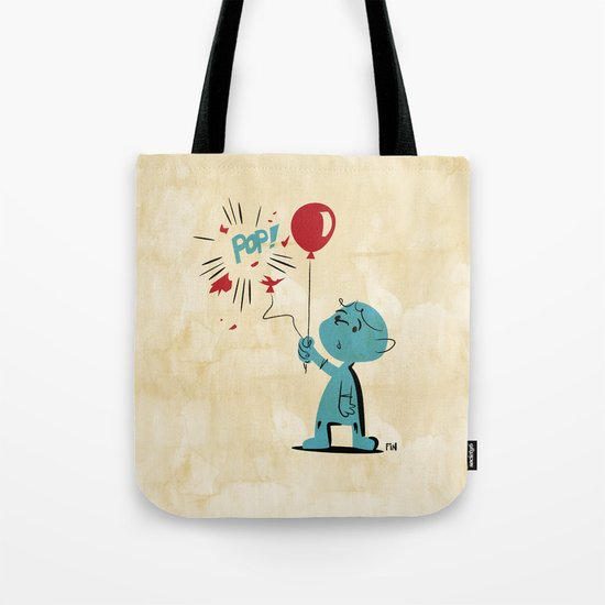 A Picture to Draw When I'm Sad Tote Bag