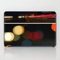 City Lights iPad Case