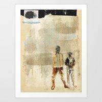 KINGDOM OF IZZNESS Art Print