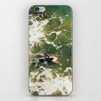 Surfer  iPhone & iPod Skin