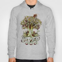 Fall Tree Bloom Hoody