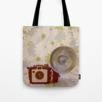 Holiday Flash Tote Bag