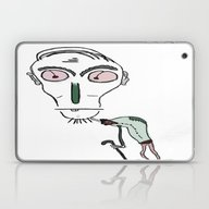Little Monsters From My … Laptop & iPad Skin