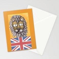 British Lion Stationery Cards