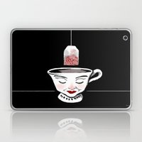 Tea (for zombies) Laptop & iPad Skin