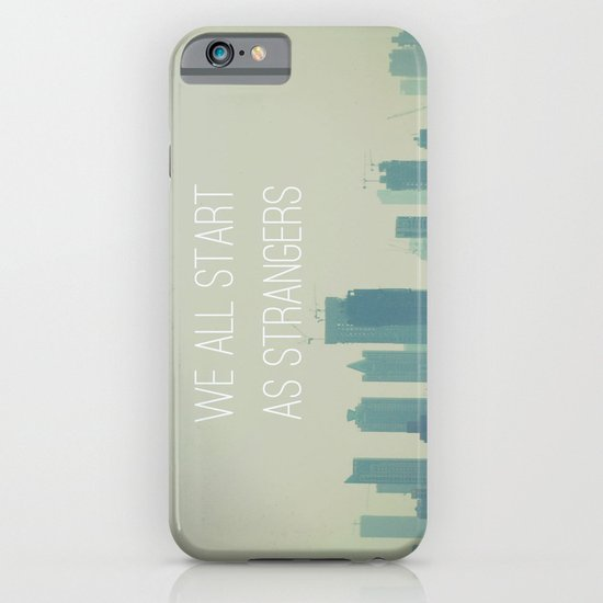 We All iPhone & iPod Case