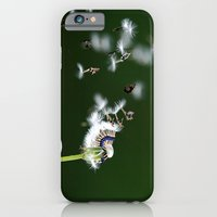 Gravity Moon Dandelion iPhone 6 Slim Case