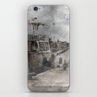 Ghost Ship iPhone & iPod Skin