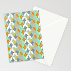 Geometric FUN Stationery Cards