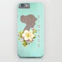 Vintage Obsessions iPhone 6 Slim Case