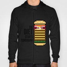Diet Burger Hoody