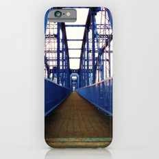 Purple People Bridge iPhone 6 Slim Case