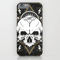Skull Design iPhone 6 Slim Case