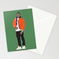 GUSTAVO FRING MODERN OUTFIT -  BREAKING BAD Stationery Cards