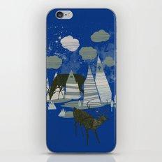 magic mountains iPhone & iPod Skin