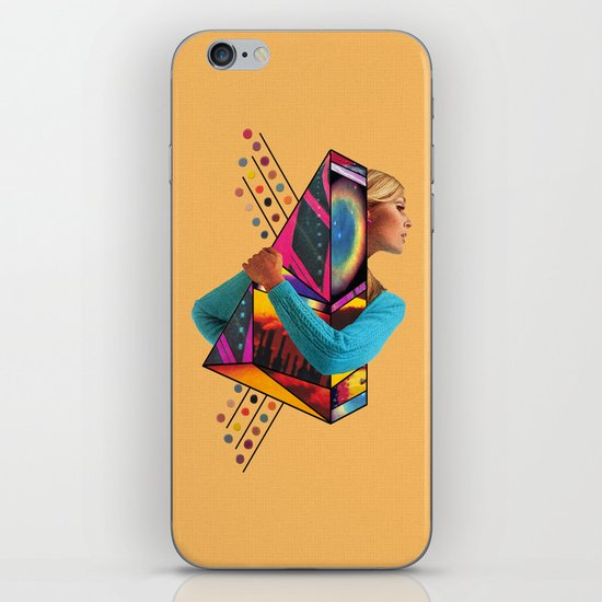 Stockholm Syndrome iPhone & iPod Skin