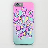 iPhone & iPod Case featuring Kyary Pamyu Pamyu Print (japanese) by Kami