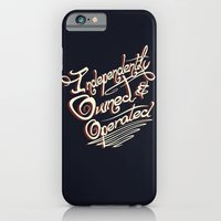 Independently Owned & Op… iPhone 6 Slim Case