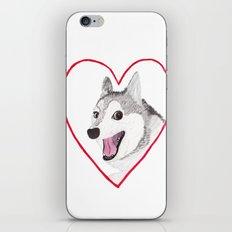 Valentine iPhone & iPod Skin