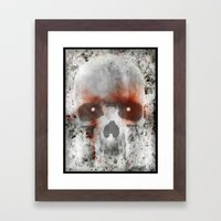 Common End Framed Art Print