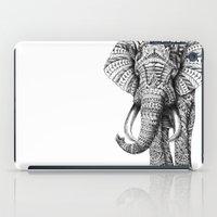 Ornate Elephant iPad Case