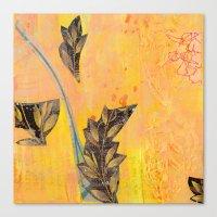 Autumn Air Canvas Print