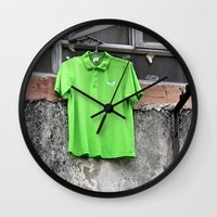 It's Not Easy Being Gree… Wall Clock