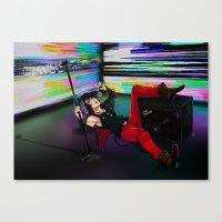 Julian Casablancas Canvas Print
