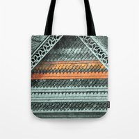 ROOF PATTERNS Tote Bag