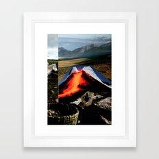 Col3 Framed Art Print