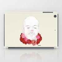 Flowered iPad Case