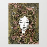 The Sanctuary Canvas Print