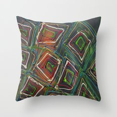 Kaleidescope Throw Pillow