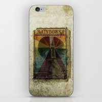 Rainbows ? iPhone & iPod Skin