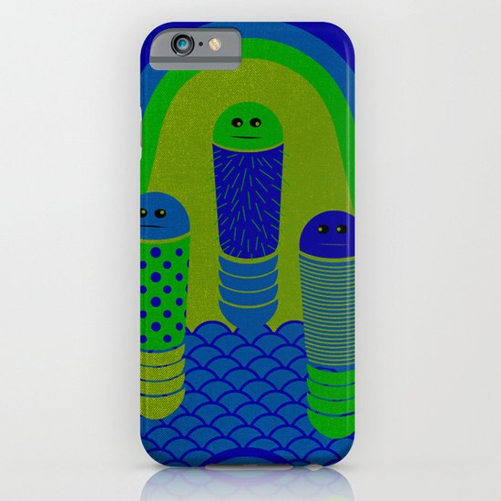 Burp Basket iPhone & iPod Case