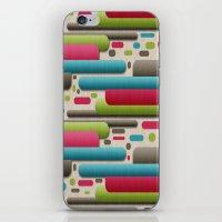 The New Retrolution. iPhone & iPod Skin