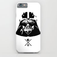 iPhone & iPod Case featuring Darth. by Glassy